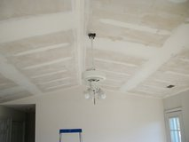 Popcorn Ceiling Removal and more in Camp Lejeune, North Carolina