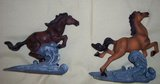 Horse statues--5 in. in Las Cruces, New Mexico