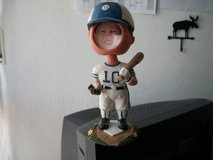 Baseball bobblehead in Ramstein, Germany