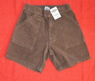 "NWT ""OLD NAVY"" Boys Brown(Velvet) Shorts sz 3T in Joliet, Illinois"